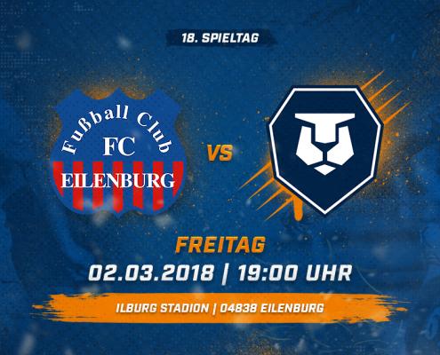 Eilenburg vs. INTER Leipzig