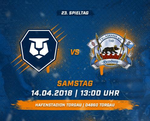 INTER Leipzig vs. TV Askania Bernburg