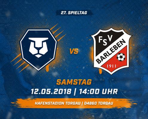 INTER Leipzig vs. FSV Barleben