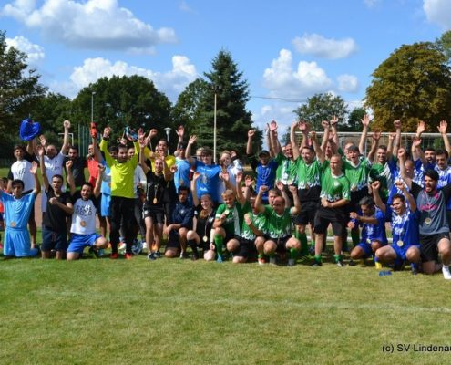 """2. """"Internationales Fußballturnier"""" mit SV Lindenau"""