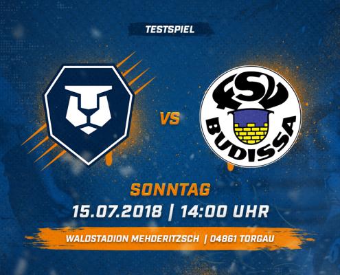 INTER vs. Budissa Bautzen