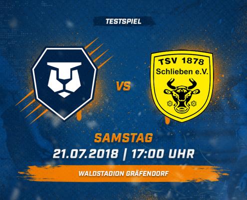 INTER vs. TSV Schlieben