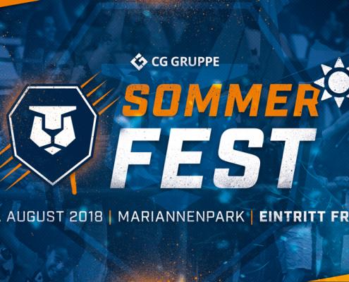 INTER feiert Sommerfest