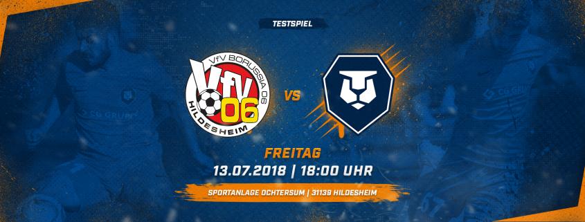 VfV Hildesheim vs. INTER