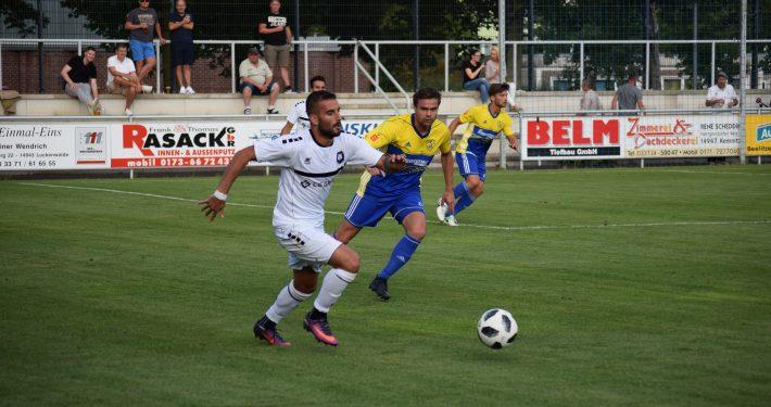 FSV 63 Luckenwalde vs. INTER