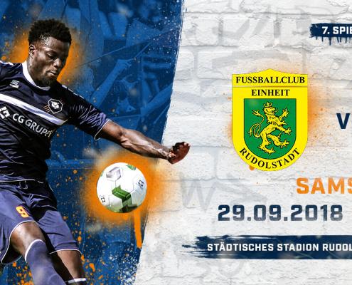 FC Einheit Rudolstadt vs. INTER