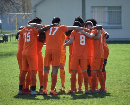 U23 erkämpft Remis bei grenzwertigen Bedingungen - der Nachwuchsbericht vom Wochenende