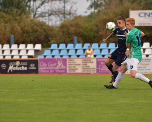 5:0 gegen Zorbau: Wieder überlegen - und diesmal auch getroffen