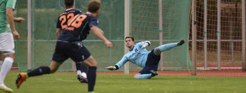 INTER vs. SV Blau-Weiß Zorbau
