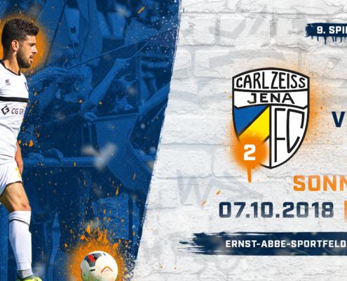 FC Carl Zeiss Jena II vs. INTER