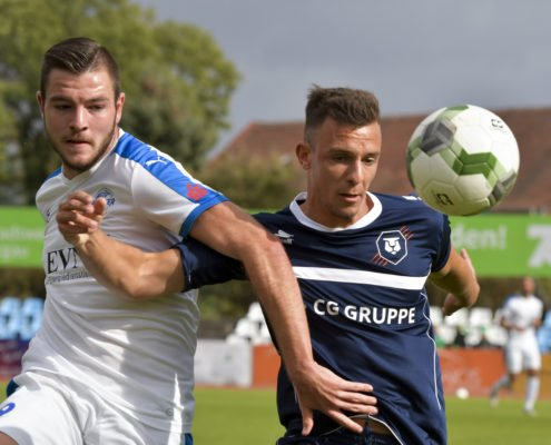INTER vs. FSV Wacker Nordhausen II