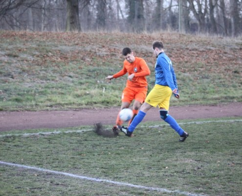 INTER II bringt Tabellenführer erste Niederlage bei - 3:1 gegen FSV Großpösna