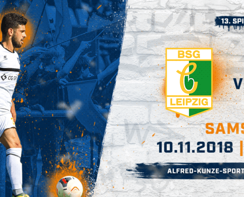 BSG Chemie Leipzig vs. INTER