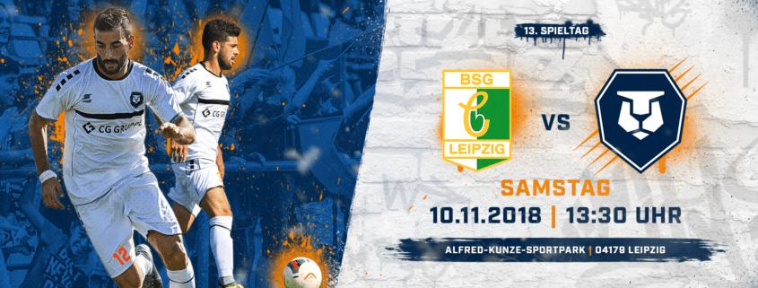 BSG Chemie Leipzig vs. INTER