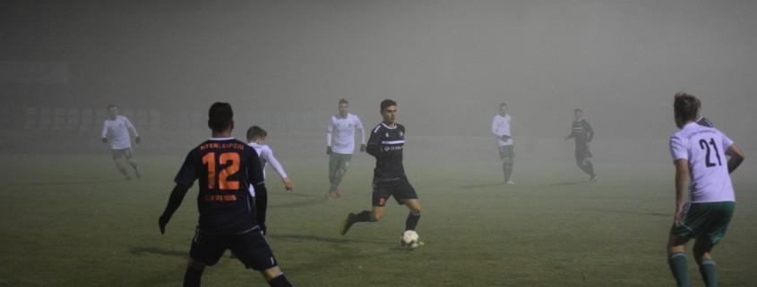 Durchblick im Nebel bewahrt: 4:0 gegen Union Sandersdorf