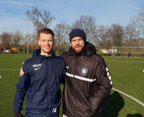 Erste Verstärkung in Winterpause: Wir begrüßen Christian Hackl im Team