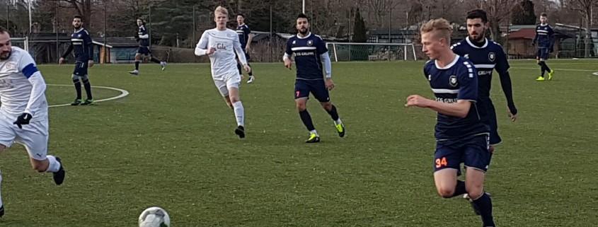 Kurzfristig eingeplant: Am Mittwoch Test gegen den VfB Zwenkau - Match beim CFC fällt aus