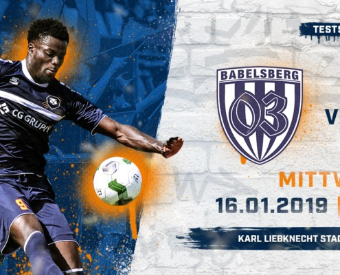 TESTSPIEL | SV Babelsberg vs. INTER