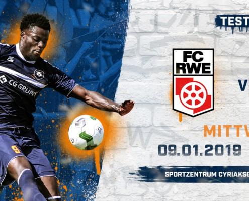 TESTSPIEL | Erfurt vs. INTER