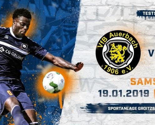 Update: Spiel gegen Auerbach am Samstag in Groitzsch!