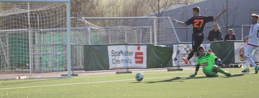4:1 - INTER überzeugt zum Auftakt in Hohenstein-Ernstthal