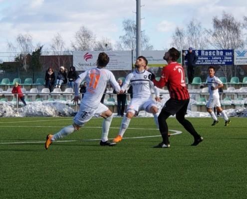 INTER startet am Samstag beim VfL Hohenstein-Ernstthal in die Rückrunde