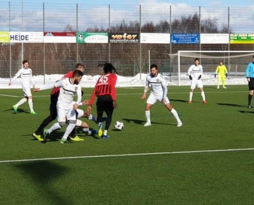 Inter gewinnt Testspiel 2:1 gegen Oberlausitz Neugersdorf