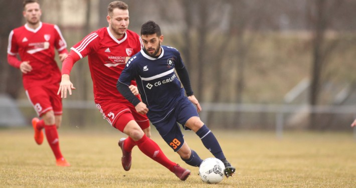 INTER vs. Ludwigsfelde