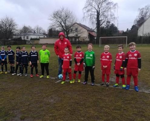 Nachwuchsreport: Toller Auftaktsieg unserer E1 gegen RB Leipzig IV
