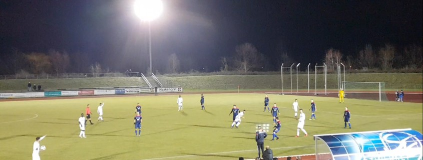 Flutlichtspiel im Ilburgstadion ohne Punkte für INTER