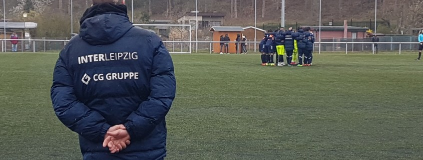 Heiner Backhaus verlässt INTER Leipzig vorzeitig in Richtung Koblenz