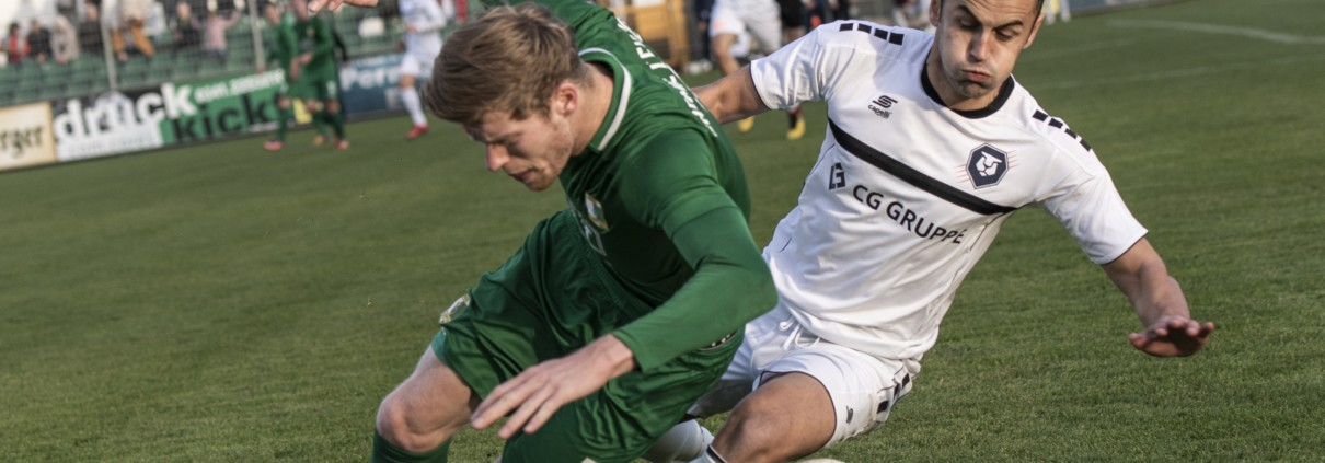 INTER Leipzig bestreitet Punktspiel gegen Chemie Leipzig in Markranstädt