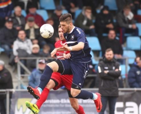INTER Leipzig will nach drei Unentschieden wieder ein Erfolgserlebnis
