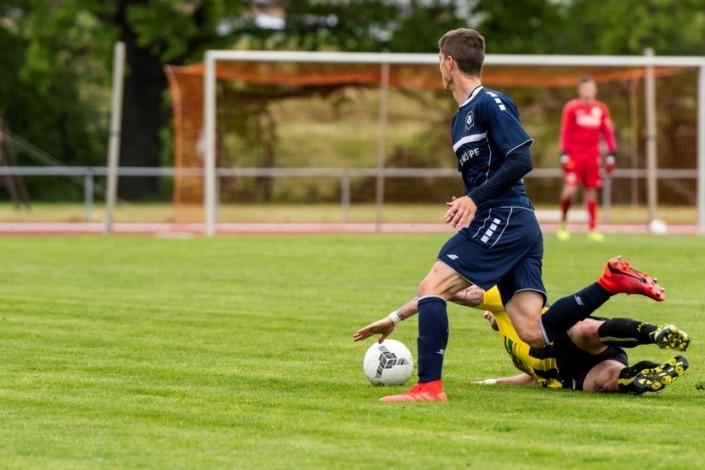INTER vs. VFC Plauen