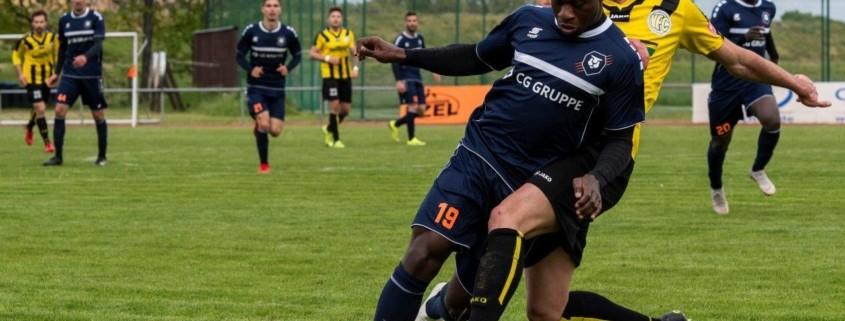 INTER Leipzig will am Samstag beim VfL Halle 96 den Hattrick schaffen