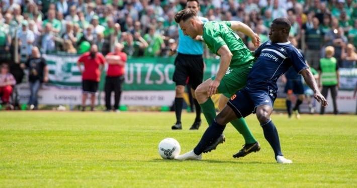 INTER vs. Chemie Leipzig