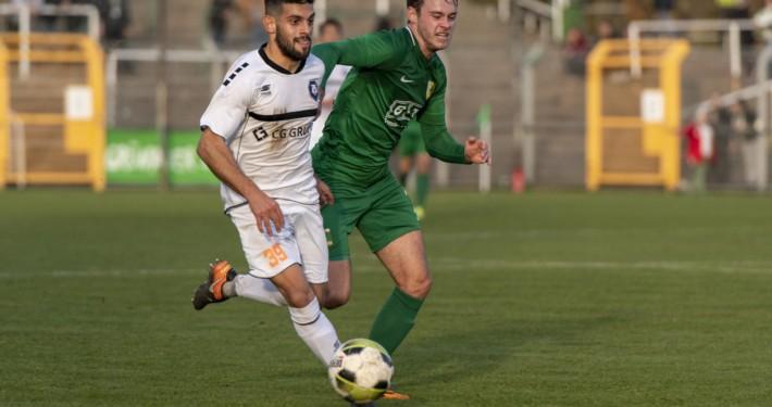 Inter empfängt die BSG Chemie zum Leipzig-Derby