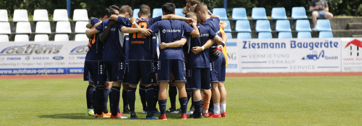 Niederlage im letzten Saisonspiel: 0:1 gegen Krieschow