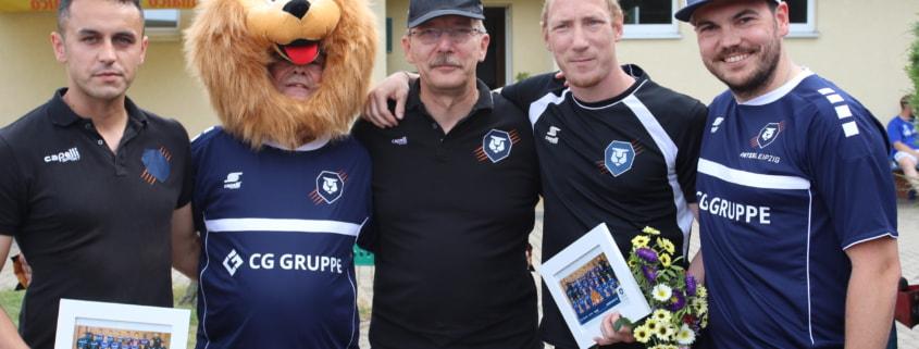 Oberliga: Zoran Levnaic und Christian Schmedtje bleiben unser Trainerteam