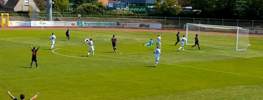 4:1 in Sandersdorf - klarer Sieg im letzten Auswärtsspiel