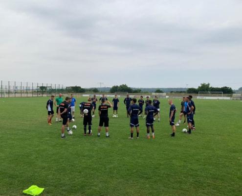 INTER startet Saisonvorbereitung - Testspiele gegen Meuselwitz, Bischofswerda und Chemie Leipzig geplant
