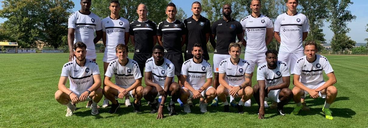 Nach erfolgreicher Woche im Trainingslager: der Kader für die neue Oberliga-Saison steht