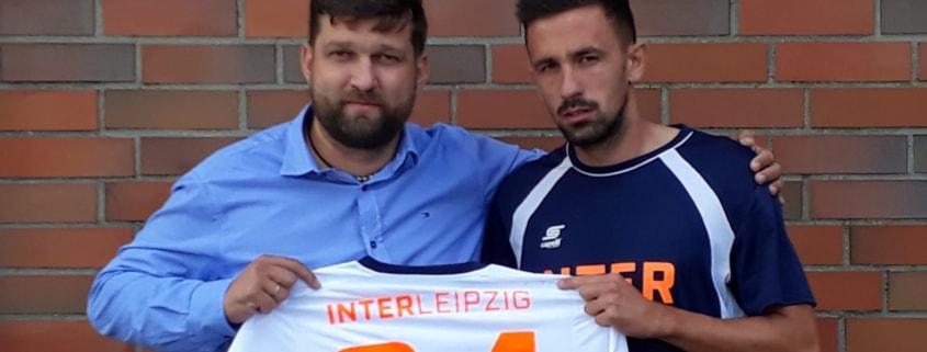 FC International Leipzig verpflichtet Mittelfeldmann Lovro Sindik