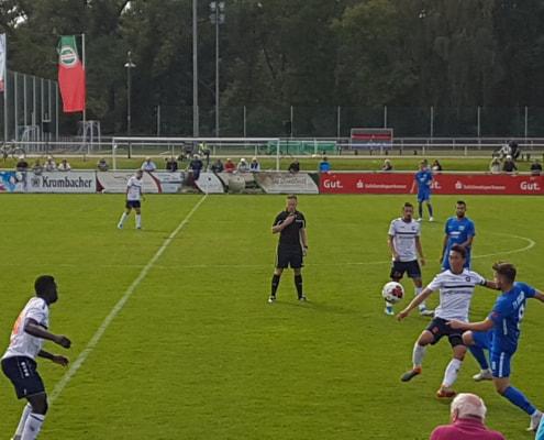 Auswärtssieg: INTER gewinnt bei Askania Bernburg mit 2:0
