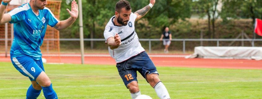 INTER Leipzig eröffnet bei Eintracht Niesky das Pokalwochenende