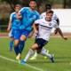 Unser Neuzugang in Action: Iskander van Doorne belebt seit Anfang der Saison des FC International Leipzig.
