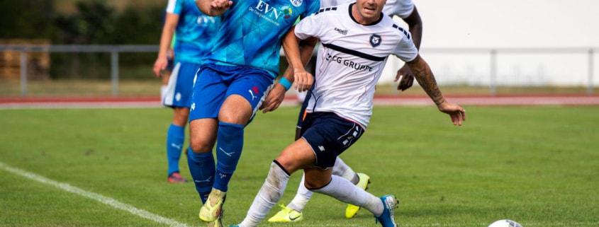 3:0 gegen Nordhausen II - endlich den ersten Sieg der Saison erspielt