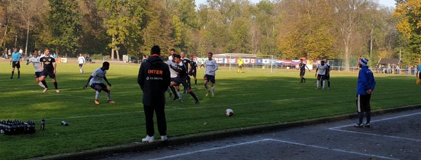 4:0 in Zwenkau - Dank solider zweiter Halbzeit Viertelfinale erreicht