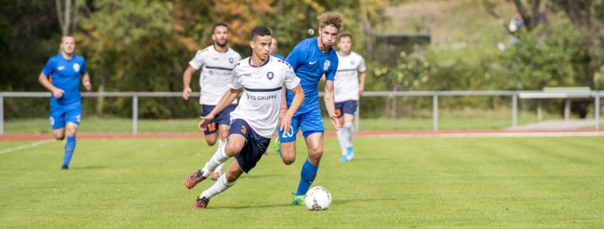 INTER am Samstag zu Gast bei der Drittliga-Reserve vom FC Carl Zeiss Jena