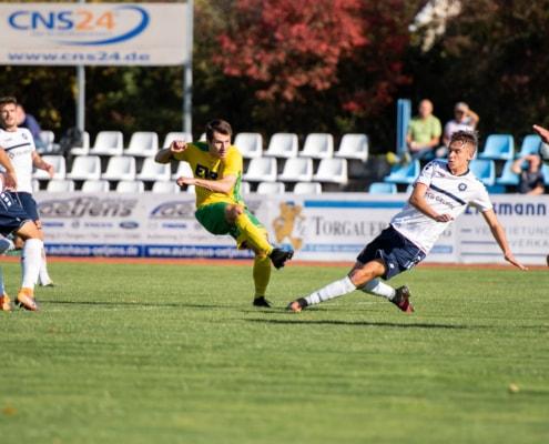 INTER will Negativtrend stoppen – Flutlicht-Match beim Eilenburg